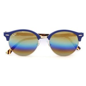 Ray-Ban Accessories - Ray-Ban Round Style Rainbow Mirrored Lens